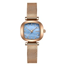 dress watch Ladies Watches Brand Luxury Women Watches Waterproof Rose Gold Stainless Steel Quartz Calendar Wrist Watch montre fe women quartz watches tungsten steel ladies watch dom luxury brand wristwatches waterproof calendar diamond woman clocks