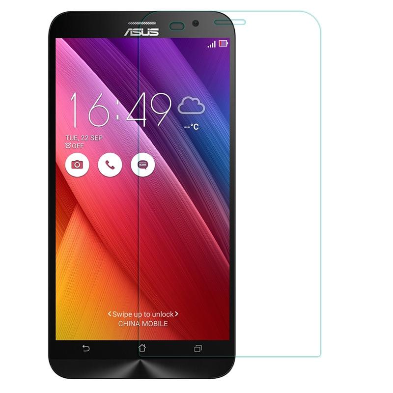 Fashion Design Co., Limited Front tempered glass for Asus Zenfone 2 Laser / ZE550KL  screen protector  0.3mm 9H 2.5D  scratch proof  Pelicula De Vidro