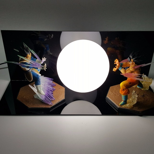 Dragon Ball Z Table Lamp