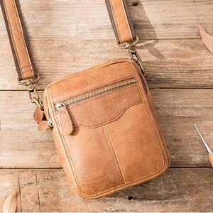 Image 2 - AETOOขายแฟชั่นคลาสสิกที่มีชื่อเสียงยี่ห้อผู้ชายกระเป๋าเอกสารของแท้หนังกระเป๋าCasual Manกระเป๋า