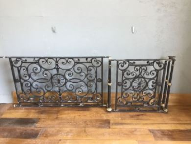 Wondrous Us 199 0 Wrought Iron Stair Railing Outdoor Stair Railings Garden Railings In Window Security Bars From Home Improvement On Aliexpress Ibusinesslaw Wood Chair Design Ideas Ibusinesslaworg