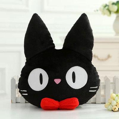 Toys & Hobbies Dolls & Stuffed Toys Japan Anime Totoro Plush Toy Stuffed Pillow Cushion Cartoon White Totoro Doll Black Cat Toys