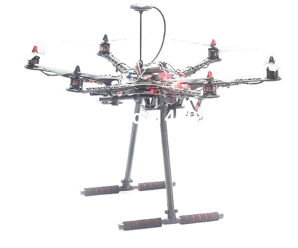 S550 F550 500 Upgrade HexacopterAPM 2.8/2.6 7N /7M/M8NGPS power moudle 2212 motorHOBBYWING XRotor 20A ESC 9450 Prop Super combo