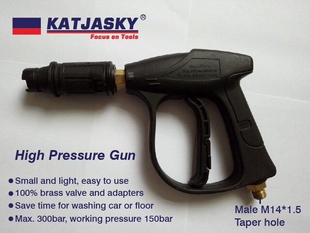 Us 26 55 10 Off Aliexpress Com Buy Hot Sale Car Washer Gun 150bar 2175psi High Pressure Washer Gun Spray Water Gun Adjustable Nozzle From Reliable