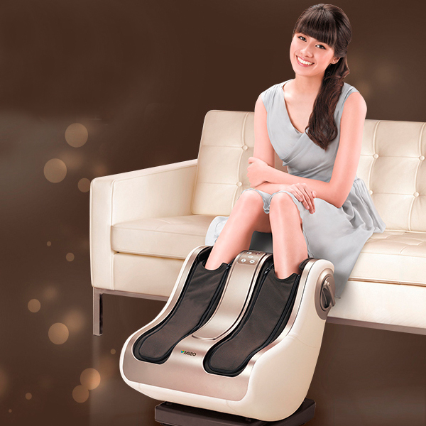 2015 New Arrival Luxury Foot Massage Machine Leg 3D Shiatsu Massager Foot Pain Relief Machine As Seen On TV 2015 Free Shipping