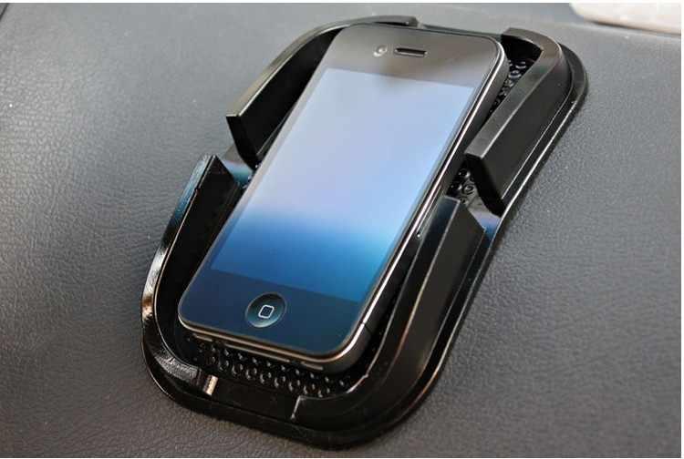 Soporte de teléfono antideslizante para Opel Astra Corsa ADAM S Antara Meriva Zafira Insignia deportes accesorios GTC MOKKA