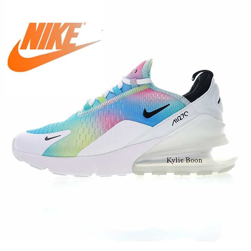 NIKE AIR MAX 270 Women's Running Shoes Sport Outdoor Sneakers Good Quality Comfortable Low top