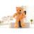 Nueva 60 CM PP Algodón Juguetes Para Niños Muñeco De Peluche de Gran Tamaño Teddy Bear Ramos de Oso Para Los Amigos/Los Amantes/Chritmas