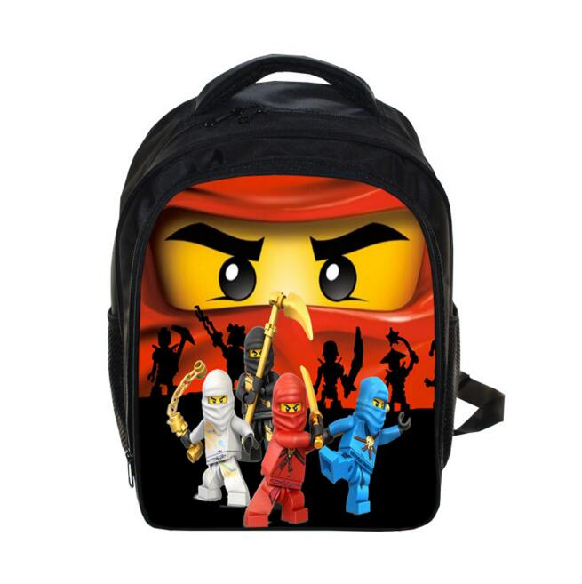 2016 high quality cute batman avenger cartoon backpack kids schoolbags cool superman hero child student boy