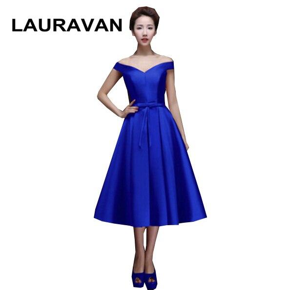 US $72.77 5% OFF|blue champagne grecian boat neckline bridesmaid purple  black dress bridemaids dresses formal wear plus size free shipping-in ...