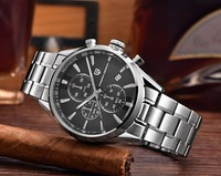 элитный бренд Pagani дизайн хронографа дизайн бизнес часы для мужчин 30 м водонепроницаемый гаджет японский двигаться для мужчин Т кварцевые часы для мужчин Reloj хомбре