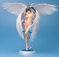 Game Shining Ark Sakuya PVC Sexy Girls Action Figure Model Toys 22cm