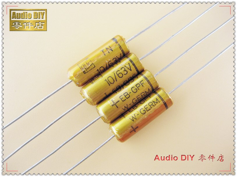 50pcs 16V 0.33uF 16V 4x5.4mm High quality capacitors