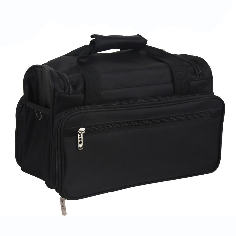Extra Large Barber Styling Tools Bag Salon Scissor Comb Trimmer Storage Case Organizer Can Hold Hairdryer
