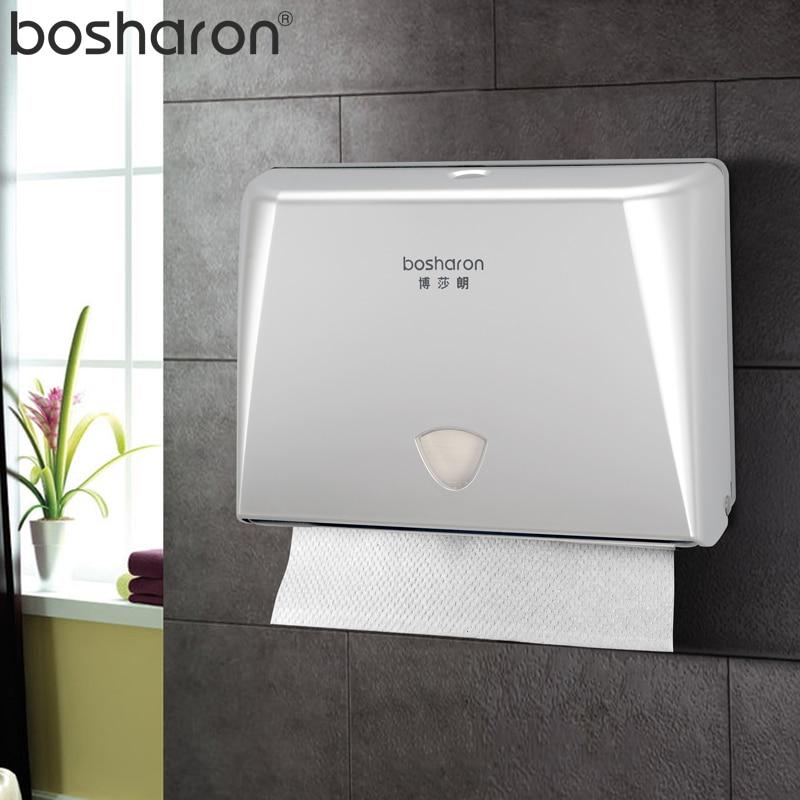 Stil de stil din Europa Hârtie de prosoape Dispenser Baie de țesut - Organizarea și depozitarea în casă