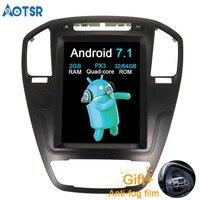 Aotsr Android 7.1 Car GPS Navigation car no DVD For Opel Insignia Vauxhall Holden Stereo Headunit Sat Nav multimedia 2G+64G