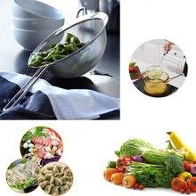 Fine Mesh Wire Flour Colander Sifter Oil Strainer Tea Strainer Kitchen Baking High Quality Hot Sale
