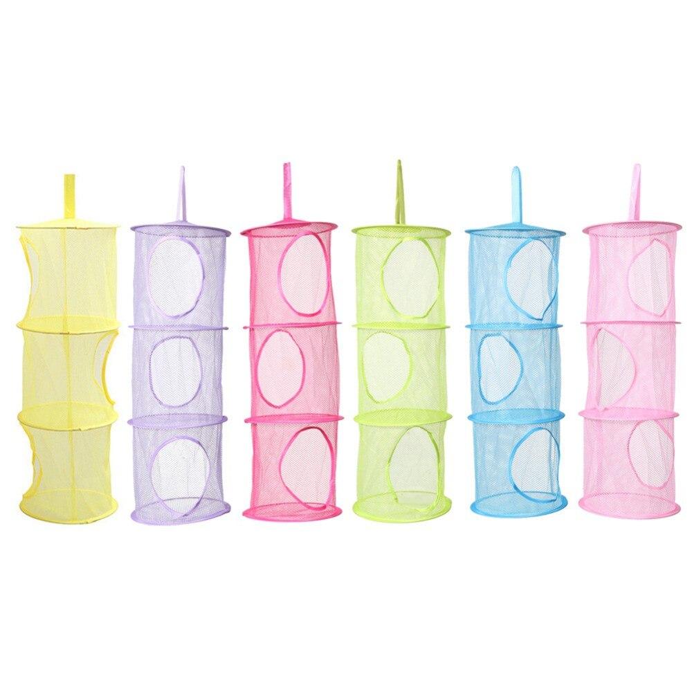 DIU-3-Shelf-Hanging-Storage-Net-Kids-Toy-Organizer-Bag-Bedroom-Wall-Door-Closet-Free-Shipping