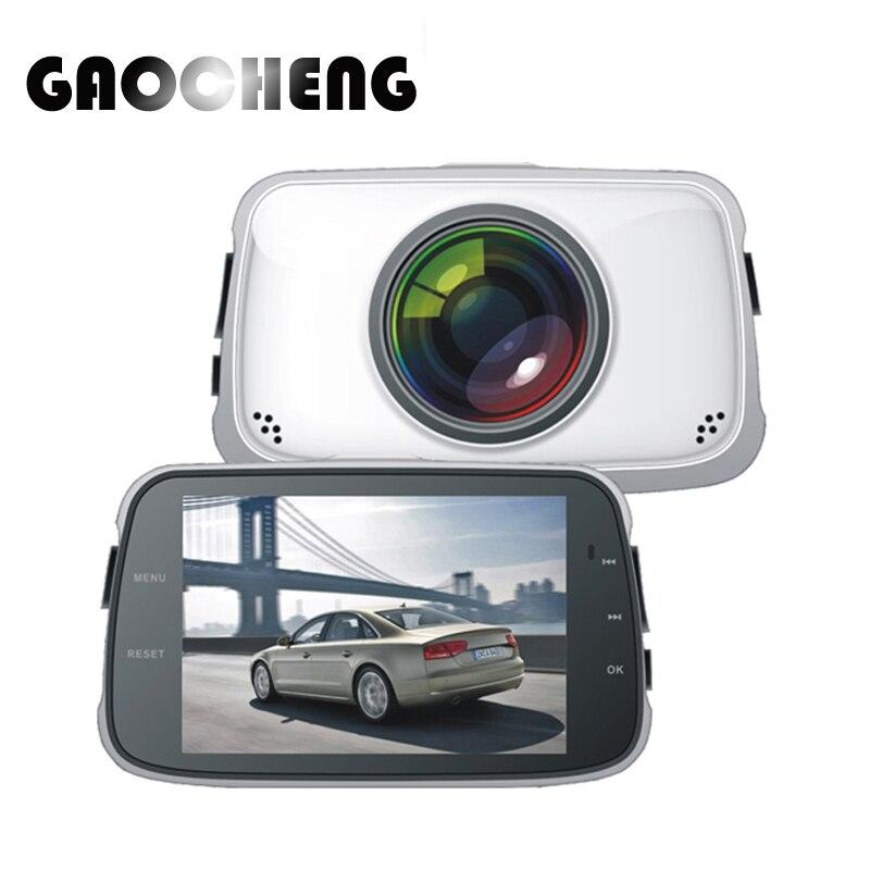 imágenes para 3.5 Grande 6G lente de la Cámara Full HD 1080 P Novatek 96650 Coches coche Dvr Grabador de Vídeo de 170 Grados Del Coche Dvr Videocámara WDR Dash Cam