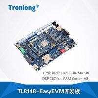 Для Dragon TL8148 EasyEVM DM8148 макетная плата DSP + ARM аудио и видеообработка видеоинструкция