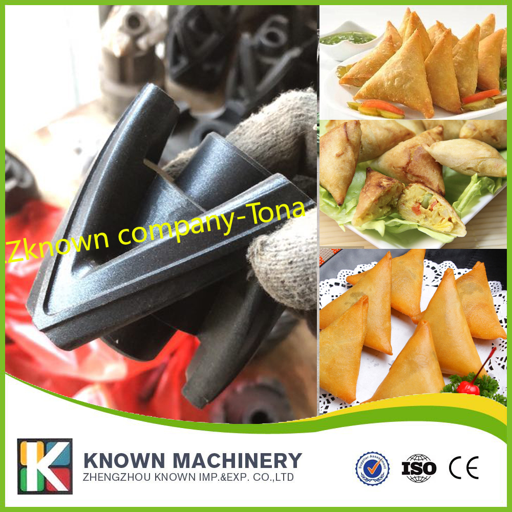 EU Popular Automatic Small Samosa Dumping Spring Roll Making Machine