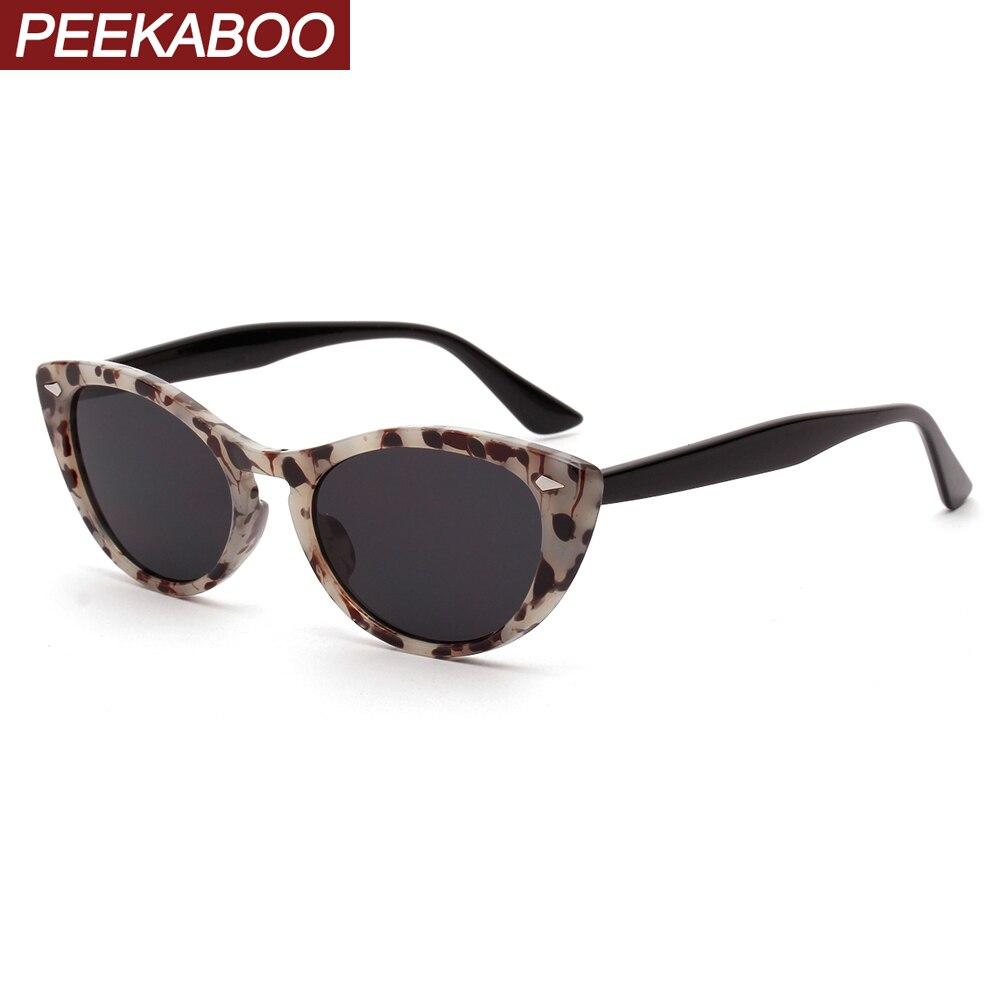 Damen Sonnenbrille Cat Eye Dreieck Beach Retro Vintage Brillen Sunglasses Strand