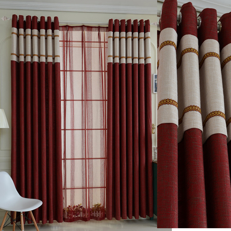 Online buy wholesale curtain fabric from china curtain for Buy curtain fabric online