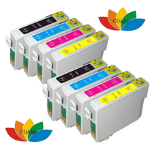 8x High Yield Compatible Epson Ink Cartridge T2991 T2992 T2993 T2994 for Expression Home XP-235 XP-332 XP-335 XP-432 XP-435(China (Mainland))