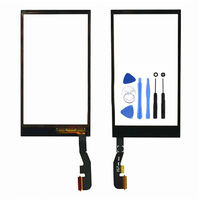 Vannego Free Shipping New Replacement Touch Screen For HTC One Mini 2 M8 Mini Touchscreen Glass