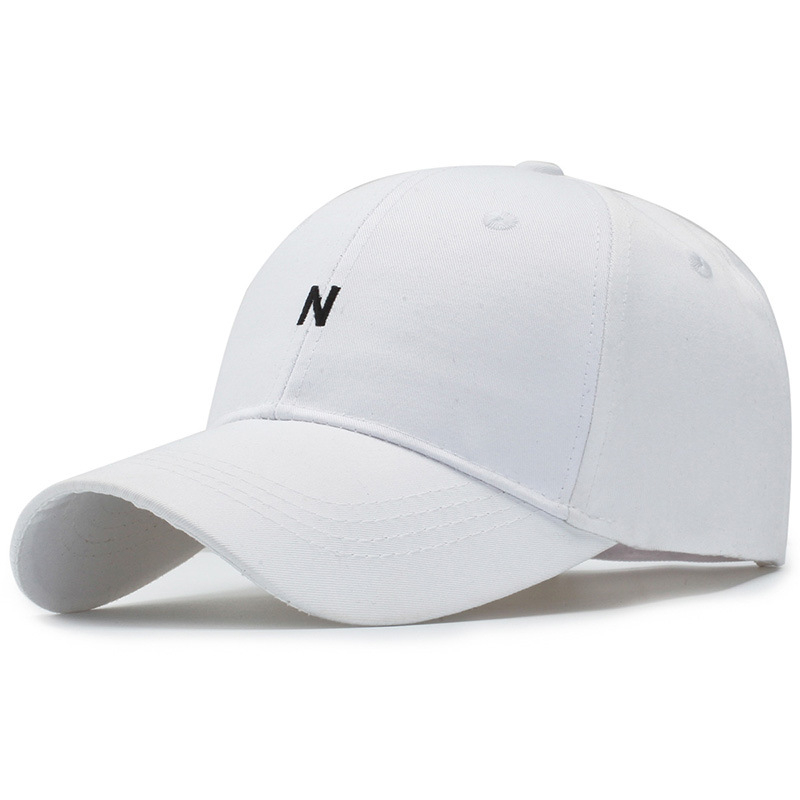 [NORTHWOOD] 2019 New Letter Black Cap Cotton Baseball Cap Women Gorras Para Hombre Hip Hip Snapback Hats Casquette Homme