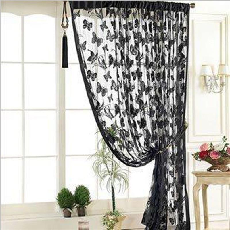 curtains curtain fringe string panel beige