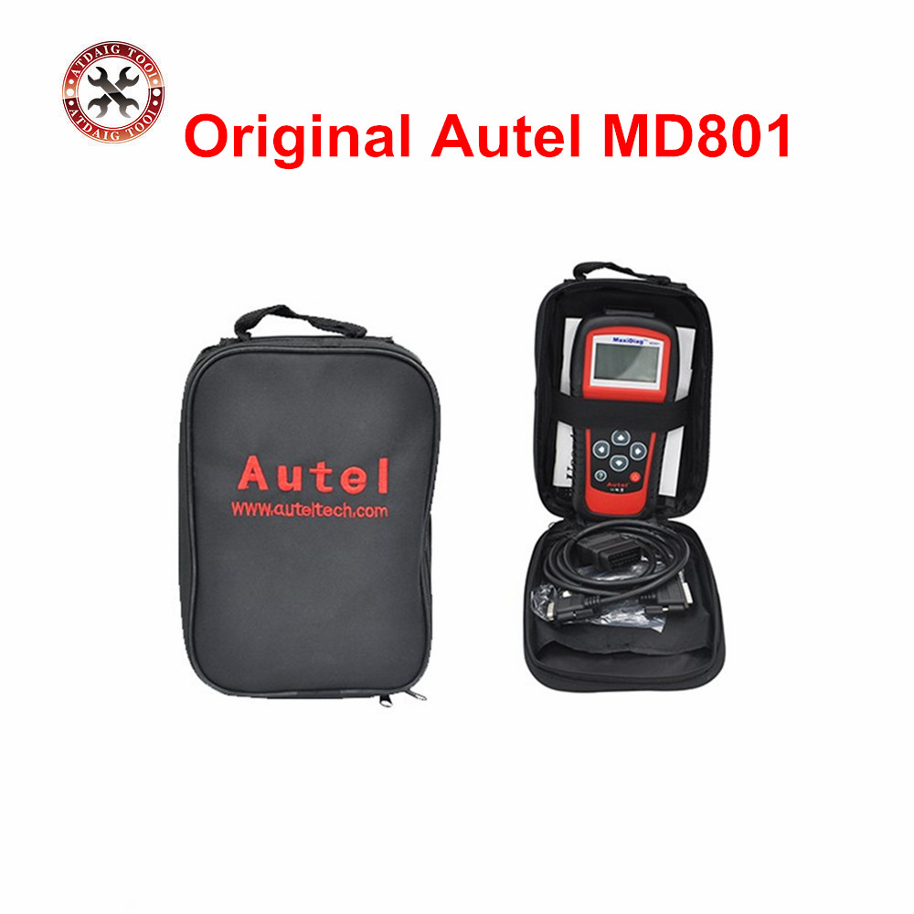 Multi functional scan too autel md801 pro maxidiag 4 in 1 scan tool md 801