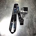 Gopro Шейный Ремешок Ремешок для GoPro hero 2 3 3 + 4 Сессии sjcam sj4000 sj5000 sj7000 для xiaomi yi Камеры аксессуары