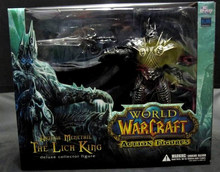 22cm Alsace Death Knight Action Figure 1/7 scale painted figure Toys Lich King Figure Anime Garage Kits Dolls Brinquedos(China)