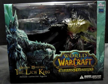 22cm Alsace Death Knight Action Figure 1/7 scale painted figure Toys Lich King Figure Anime Garage Kits Dolls Brinquedos