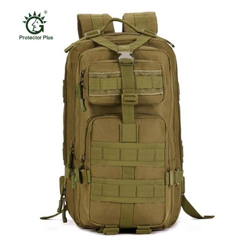 Homme sac militaire 6000 d nylon 40 litres sac à dos 3 p attaque 17 pouces ordinateur voyage hommes sacs protecteur Plus cartable fille