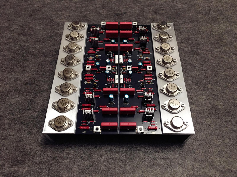 new quality A1000 high power class A power amplifier board free shipping