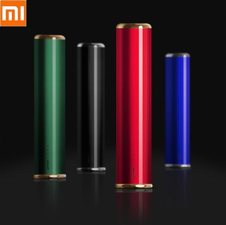 Xiaomi FOXIO charge trésor mode petit Portable puissance mobile 3350 mAh coque métallique batterie externe