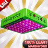 Free Shipping Dimmable LED Grow Light 150W Grow Light LED Panel Switches For Veg And Bloom