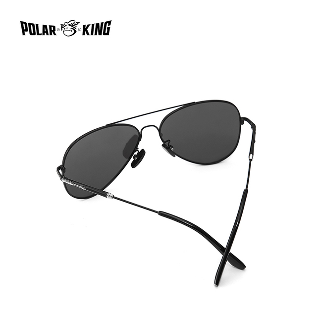 POLARKING 1003 Brand Double Bridge Polarized Sunglasses