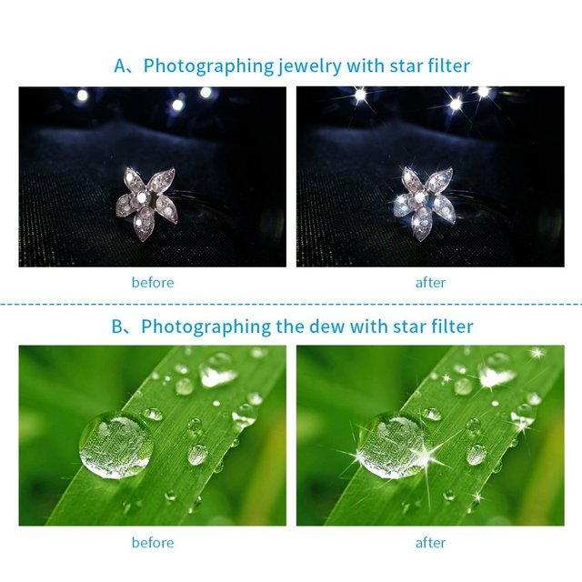 APEXEL 2in1 Camera Lens Optical 20X Macro Lens 25mm Microscope Photography Mobile Phone Lens Kit with star filter For Smartphone 4