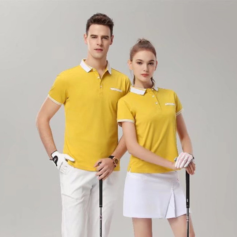 100% QualitäT Trainning & Übung Polo Kleidung Marke Neue Männer Polo Mann/frau Universal Solide Kurzarm Polo Atmungsaktive 1888