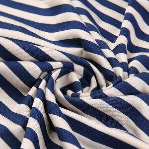 Image 5 - Thoshineブランド夏男性優れたポロシャツ 95% ビスコースファッションストライプポロシャツ通気性因果カミーサターンダウン襟