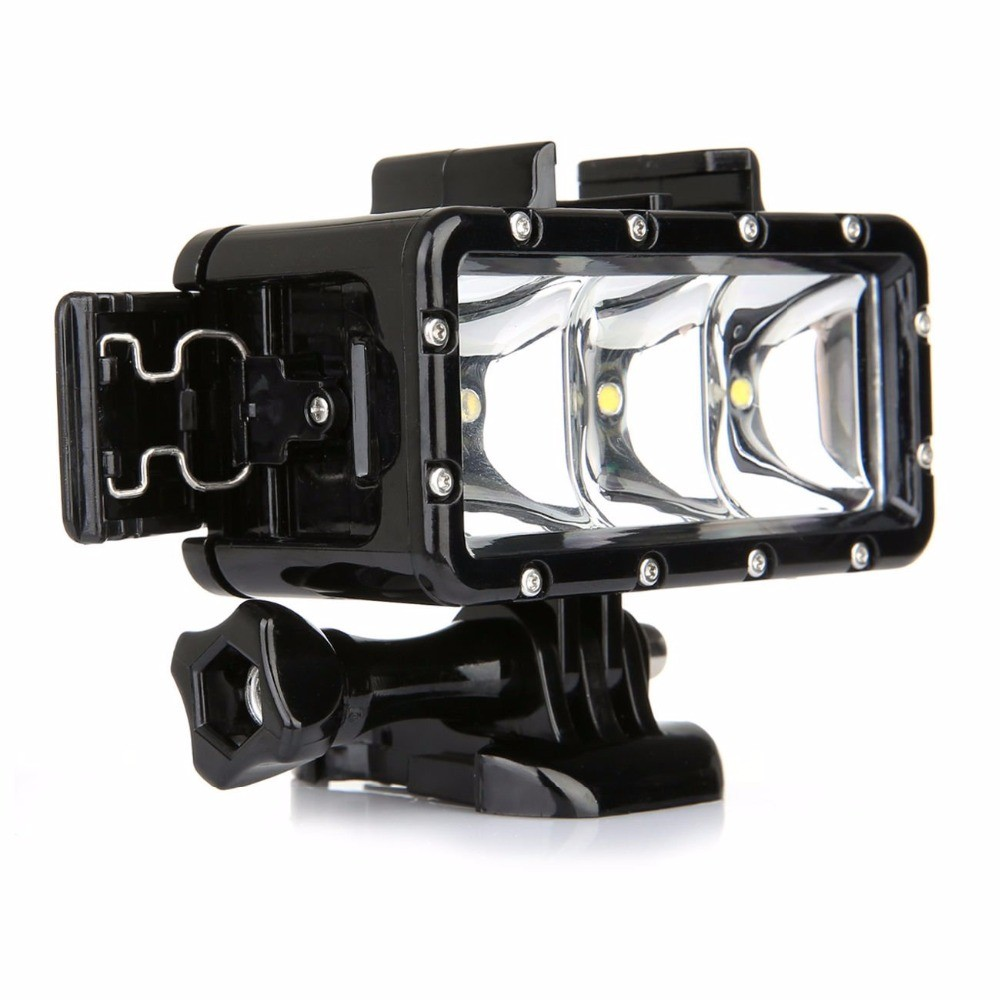 SHOOT-Universal-Waterproof-Dimmable-LED-Diving-Light-for-SONY-Gopro-Hero-4-3-3-h9-SJCAM