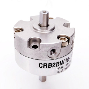 Image 4 - CRB2BW Series SMC Type Rotary Cylinder CRB2BW10 90S CRB2BW10 180S CRB2BW10 270S Single Vane Pneumatic Rotary Actuator Bore 10