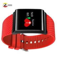 X9 Pro Pulsera Inteligente de La Presión Arterial Monitor de Ritmo Cardíaco Bluetooth smartband Color OLED Alerta Inteligente Band Gimnasio Actividad Rastreador
