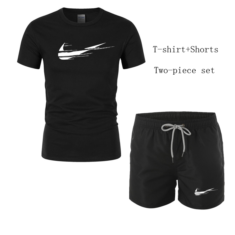 Jogging 2019 Sport Suits Mens Sportswear printing T Shirts pants Running sets Clothes Sports Joggers Training Gym Fitness TrackJogging 2019 Sport Suits Mens Sportswear printing T Shirts pants Running sets Clothes Sports Joggers Training Gym Fitness Track