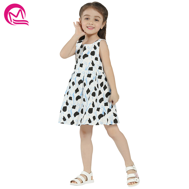 4c3aa6f3f Girls Dress MQ 2018 New Arrival Summer Spring Casual Dresses For ...