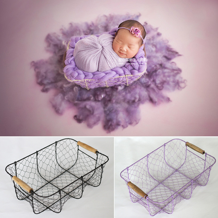 New Newborn photography props photo cradle decoration Shooting Props baby for a newborn shoot