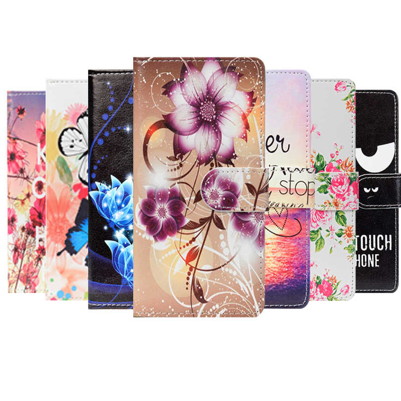 63fc9c0ab9039c ... For Itel A44 Case High Quality Pu Leather 5.45 Flip Wallet Case Back  Cover Book Case ...